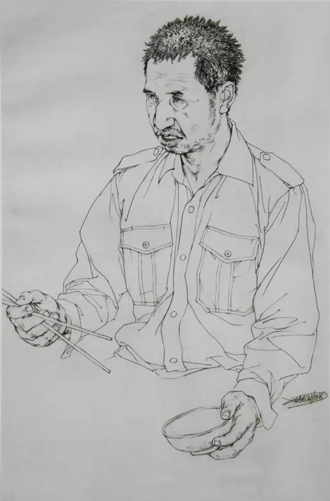 杭州艺考画室,杭州画室,杭州素描培训画室,55