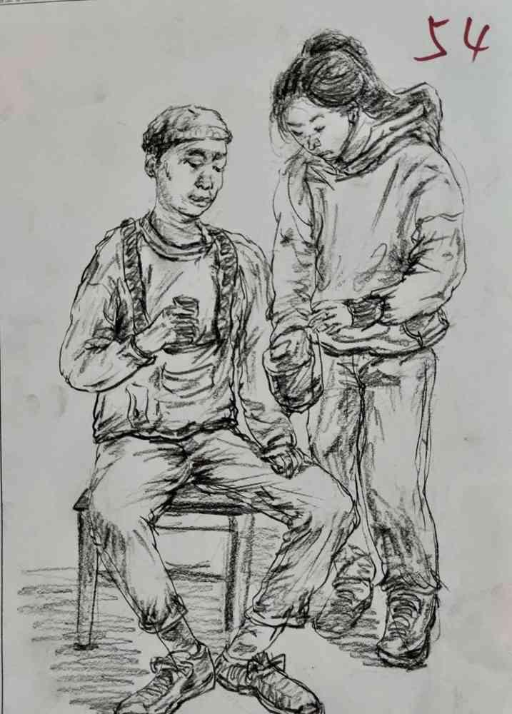 杭州美术培训班带你看21届江苏美术联考一模试卷,42