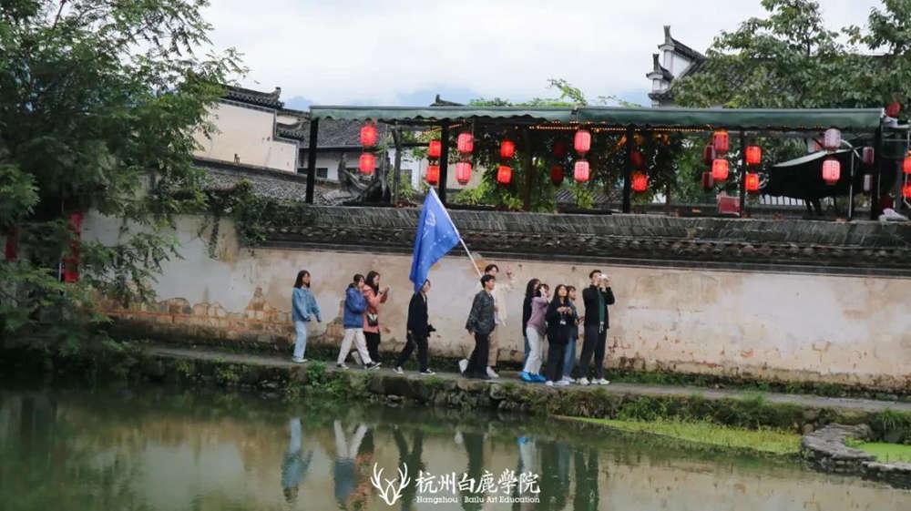杭州艺考画室白鹿写生季 | 画画的Baby们安全抵达写生地啦,41