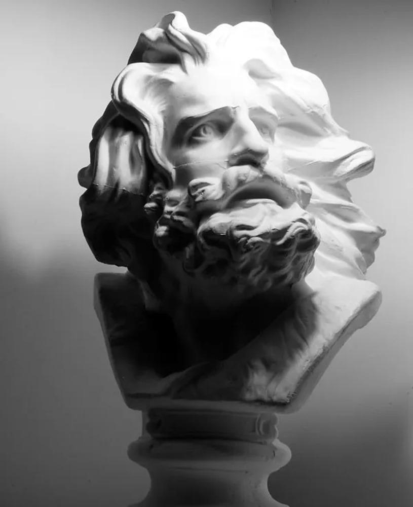 杭州美术培训,杭州画室,杭州素描石膏,03