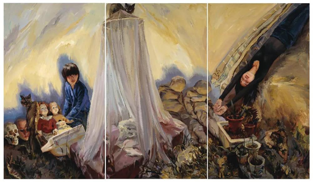 杭州白鹿画室,杭州画室,杭州美术作品欣赏,23