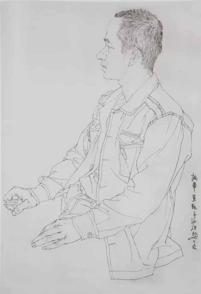 杭州艺考画室,杭州画室,杭州素描培训画室,46