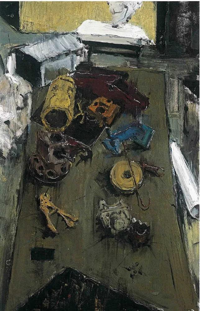 杭州艺考画室给你整理了难得一见的广美基础部收藏级色彩作品,06