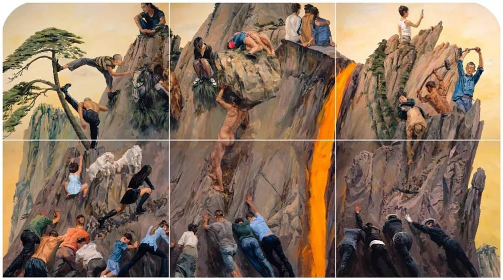 杭州白鹿画室,杭州画室,杭州美术作品欣赏,11