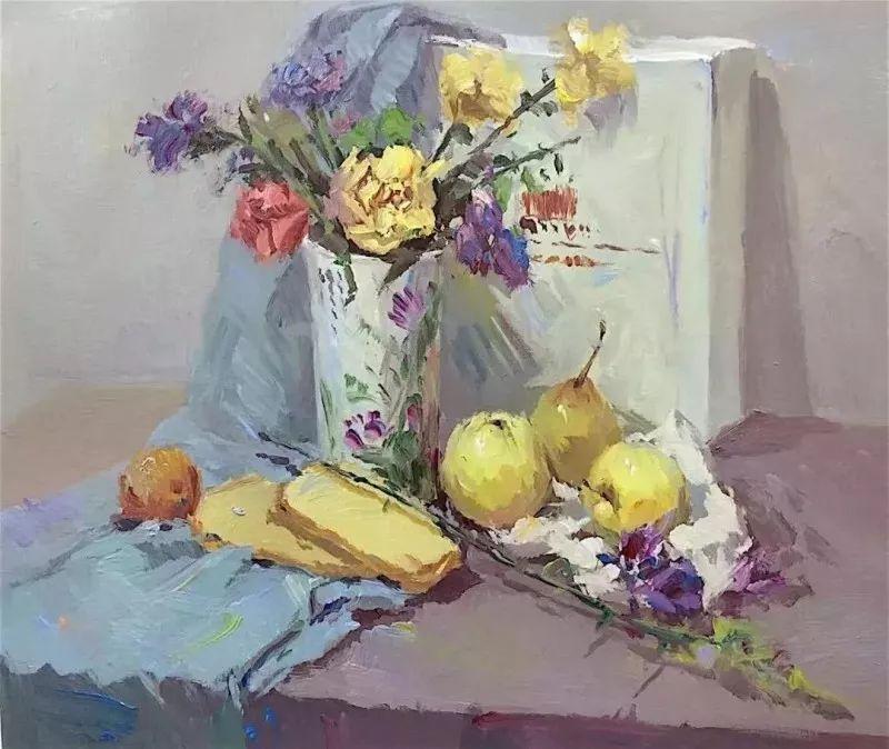 杭州艺考画室给你全面剖析色彩风景与色彩静物,美术生速看,08