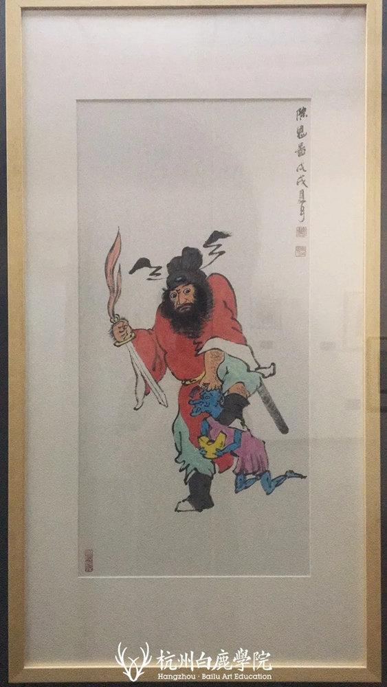 杭州艺考画室暑假班 | 游学致敬抗疫英雄,强国少年未来可期,41