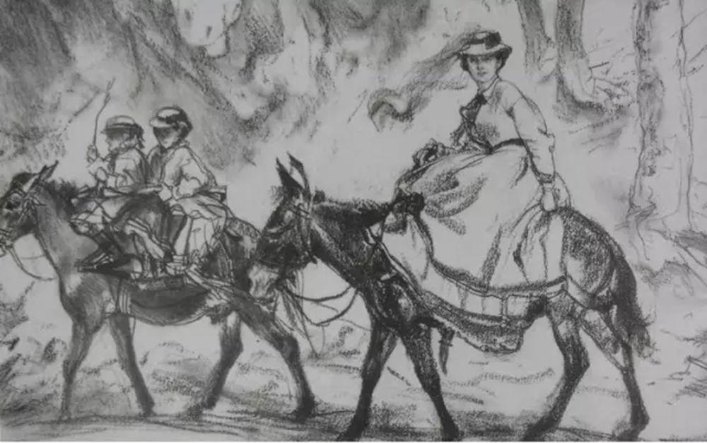 杭州艺考画室,杭州画室素描培训,杭州素描画室,03