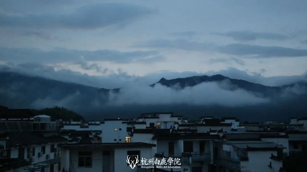 杭州艺考画室白鹿写生季 | 秋天的第一场写生未完待续,53