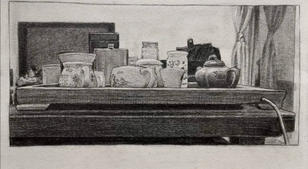 杭州艺考画室,杭州画室培训,杭州画室作品欣赏,26