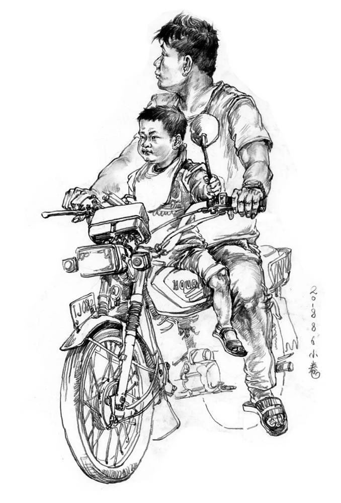 杭州艺考画室告诉你素描结构、色调、质感该如何表现?,51