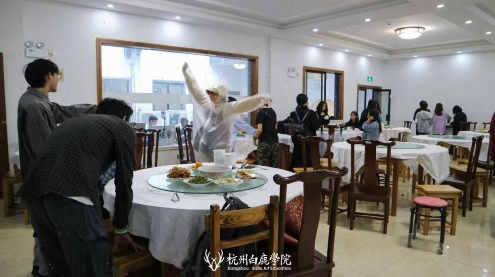 杭州艺考画室白鹿写生季 | 画画的Baby们安全抵达写生地啦,20
