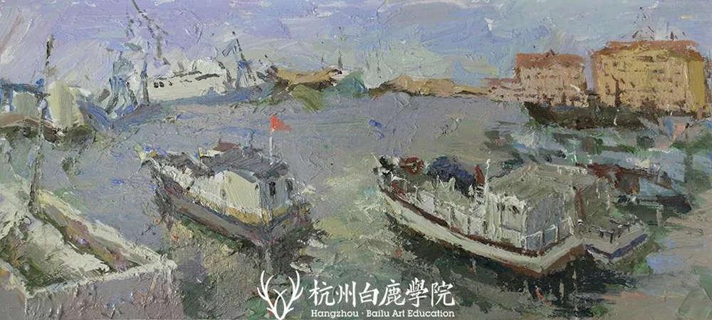 杭州艺考画室写生季 | 杭州白鹿学院下乡写生通知及注意事项,37