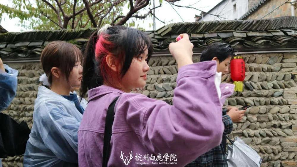 杭州艺考画室白鹿写生季 | 秋天的第一场写生未完待续,28