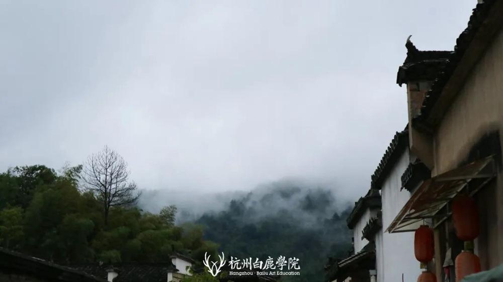 杭州艺考画室白鹿写生季 | 秋天的第一场写生未完待续,31