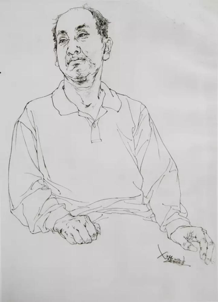 杭州艺考画室,杭州画室,杭州素描培训画室,65