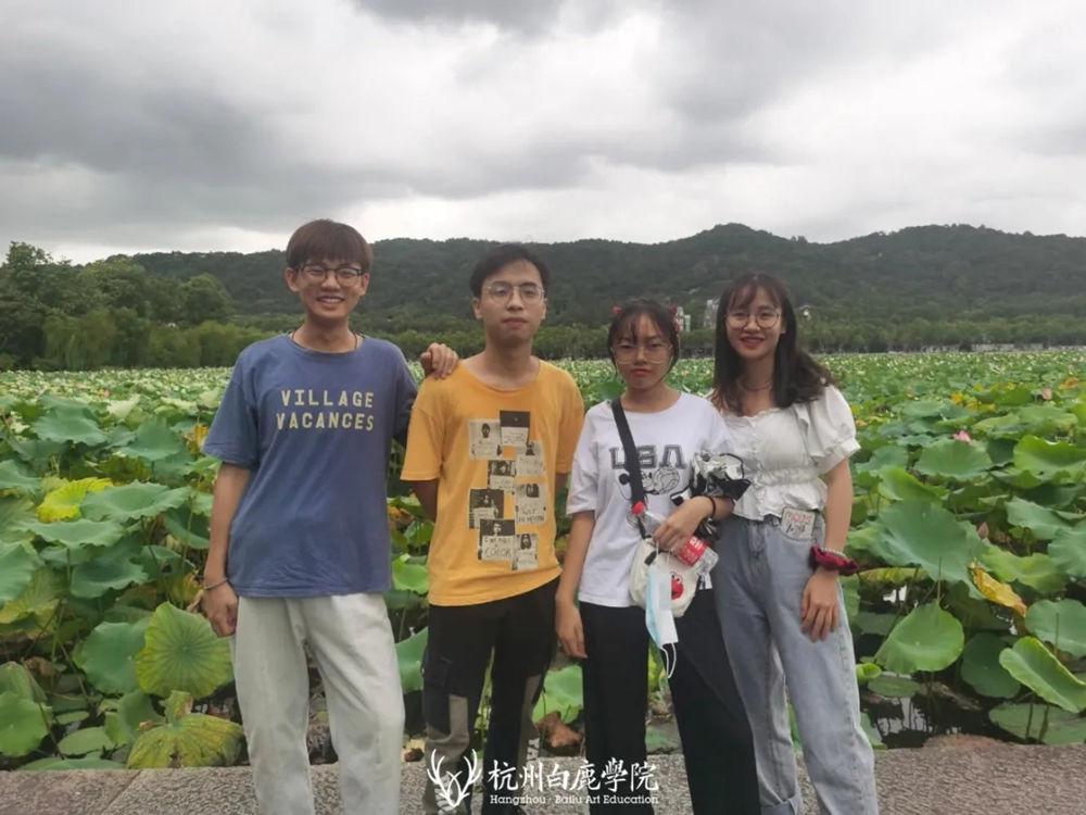 杭州艺考画室暑假班 | 游学致敬抗疫英雄,强国少年未来可期,57