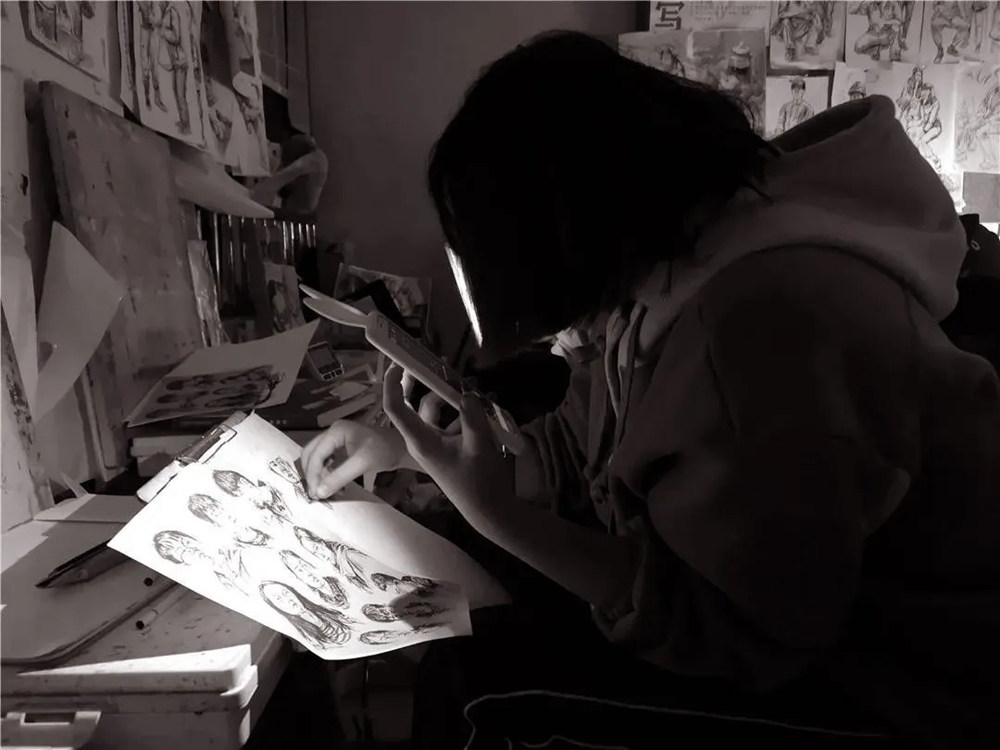 杭州画室,杭州艺考画室,杭州美术高考,28