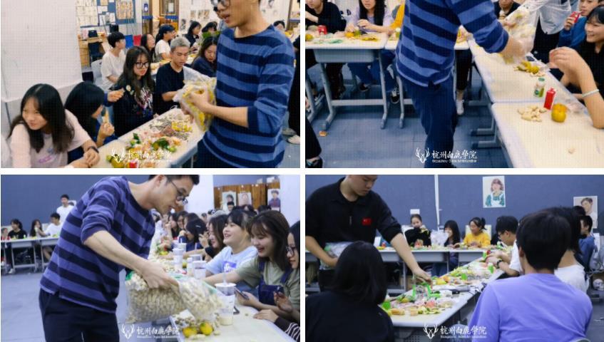 这个双节,杭州艺考画室白鹿学院陪你们过,06