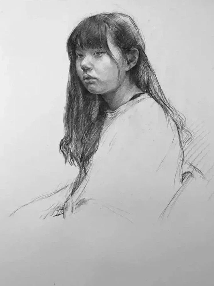 杭州艺考画室,杭州素描画室,杭州画室培训,26