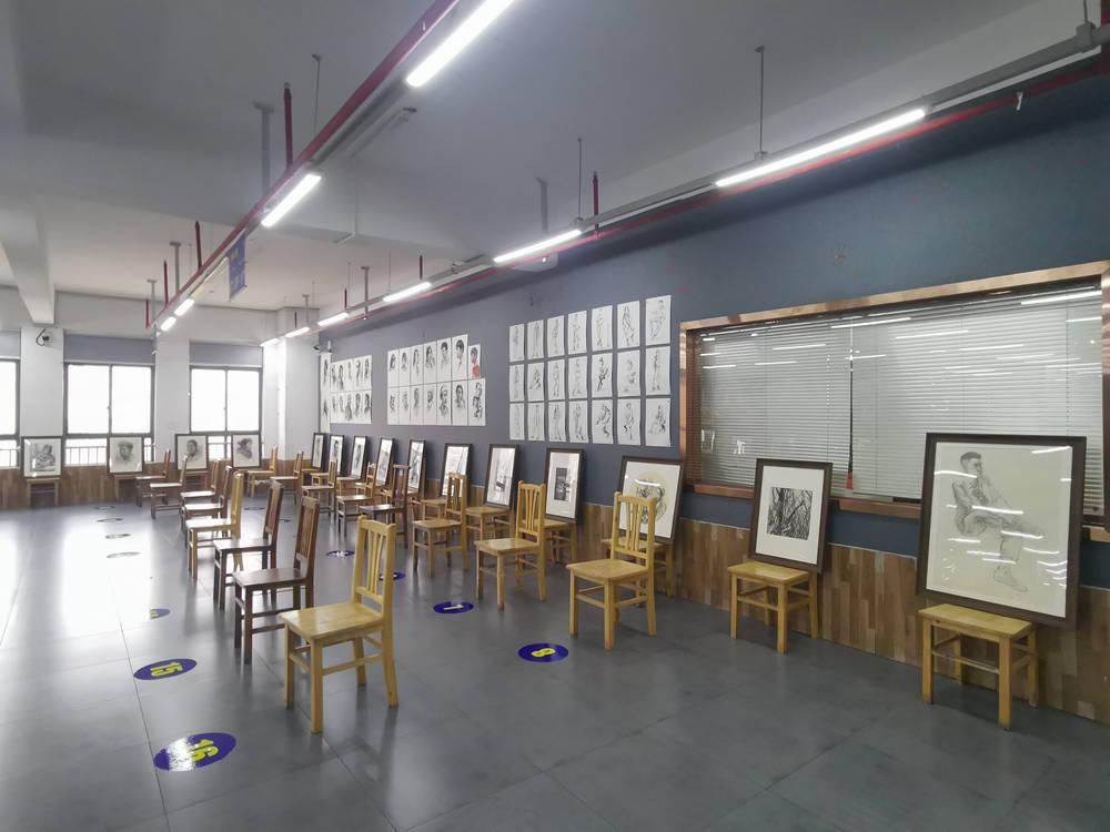 杭州白鹿画室,杭州画室,杭州美术培训,15