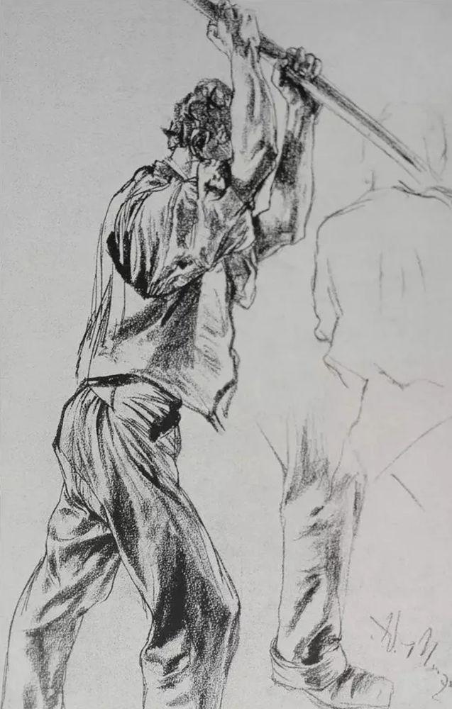 杭州艺考画室,杭州画室素描培训,杭州素描画室,07