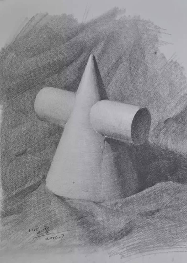 杭州画室,杭州艺考画室,杭州素描培训画室,67
