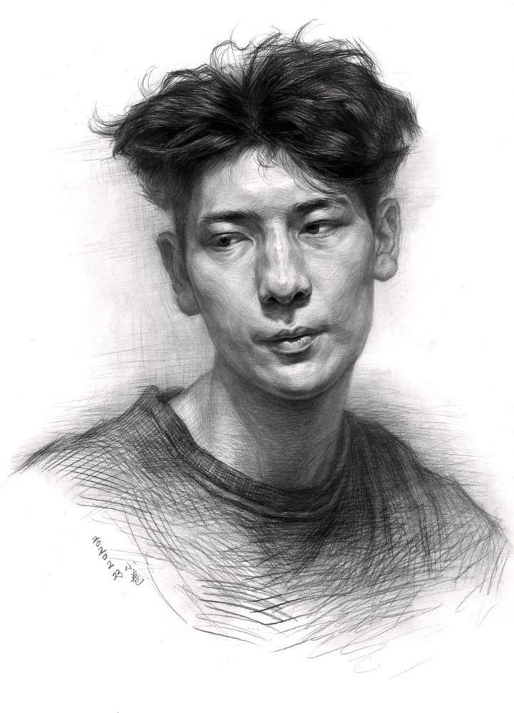 杭州艺考画室告诉你素描结构、色调、质感该如何表现?,25