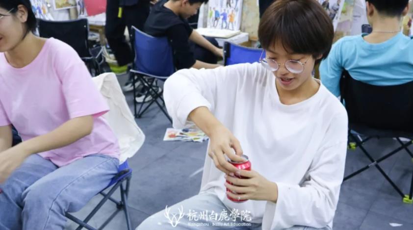 这个双节,杭州艺考画室白鹿学院陪你们过,15