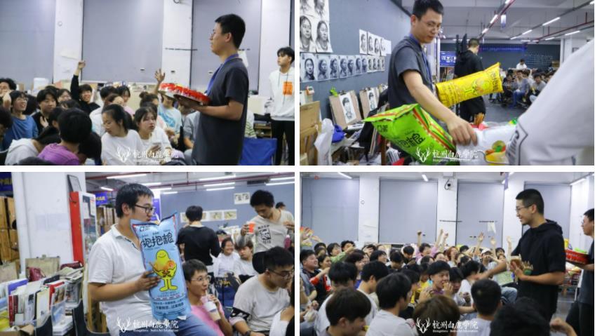 这个双节,杭州艺考画室白鹿学院陪你们过,11