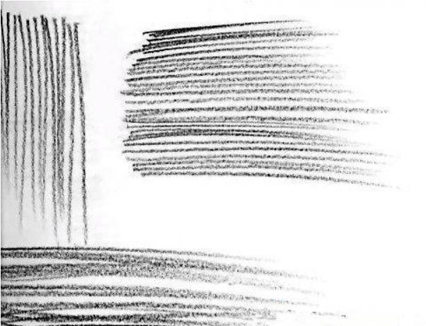 素描排线你了解多少?杭州艺考画室老师给大家从零来时科普,04