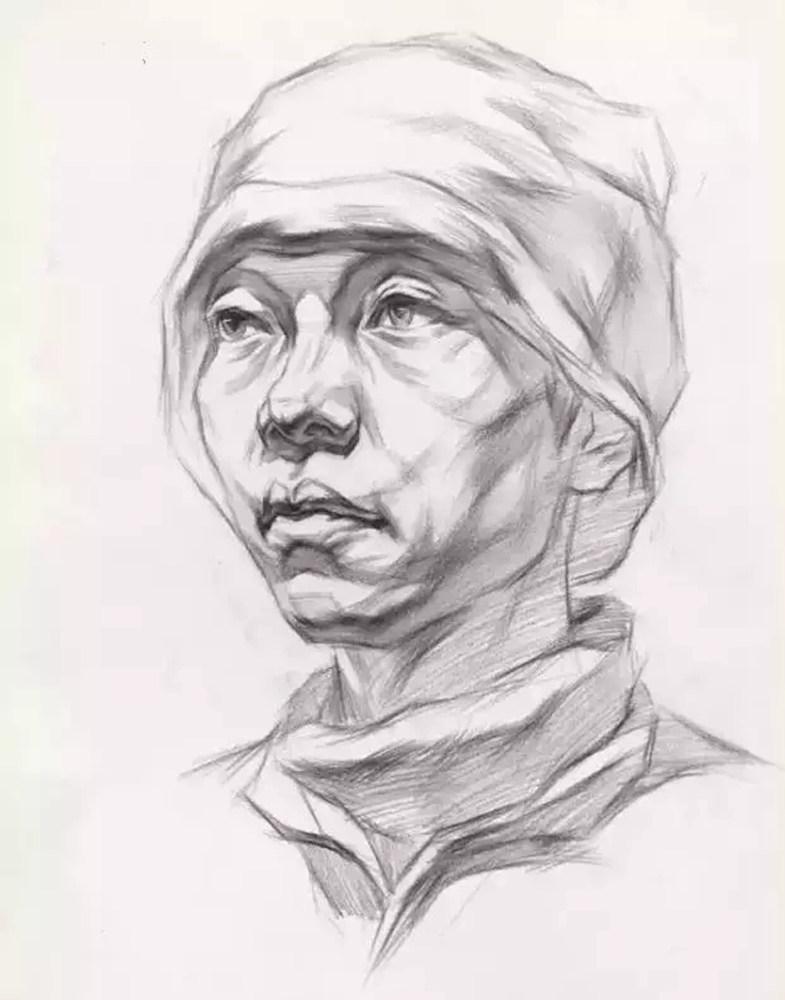 杭州画室,杭州素描培训画室,杭州素描美术培训,16