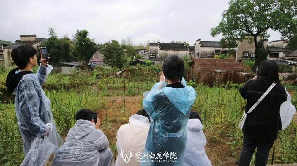杭州艺考画室白鹿写生季 | 秋天的第一场写生未完待续,37