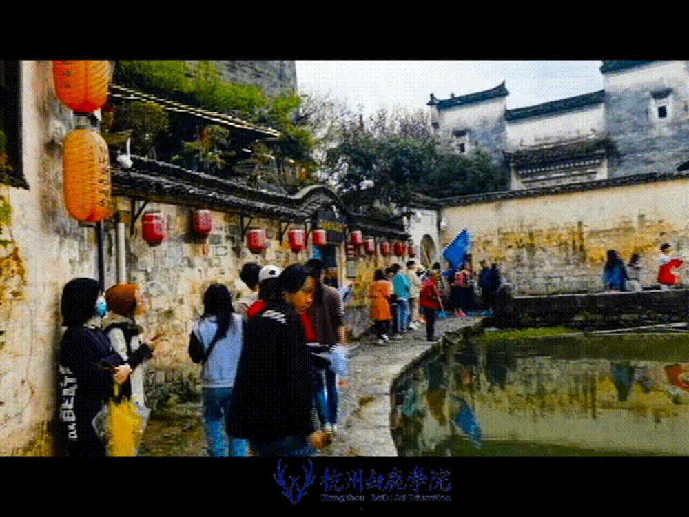 杭州艺考画室白鹿写生季 | 画画的Baby们安全抵达写生地啦,52