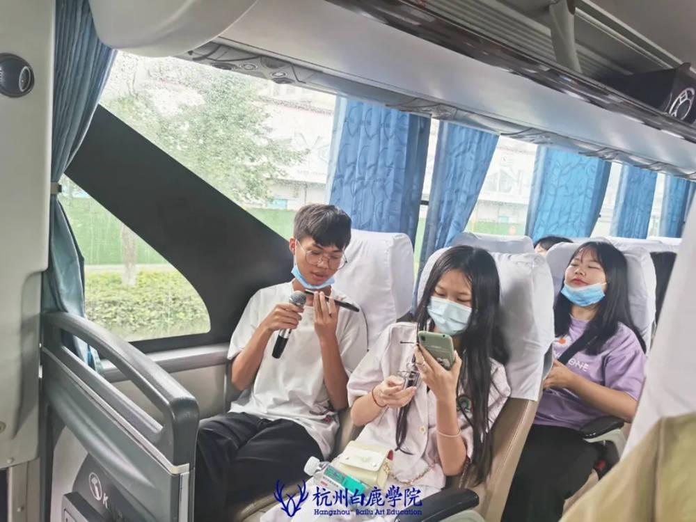 杭州艺考画室暑假班 | 游学致敬抗疫英雄,强国少年未来可期,03