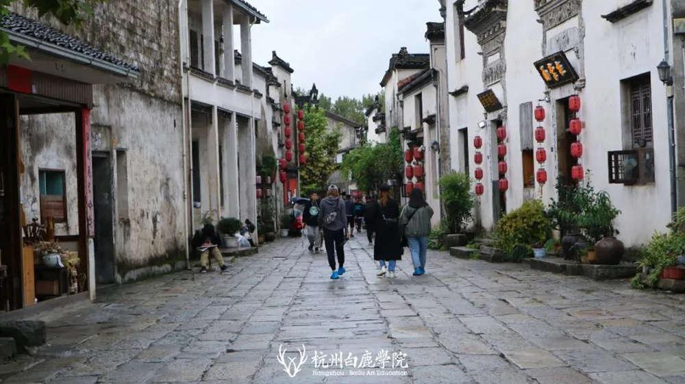杭州艺考画室白鹿写生季 | 秋天的第一场写生未完待续,40