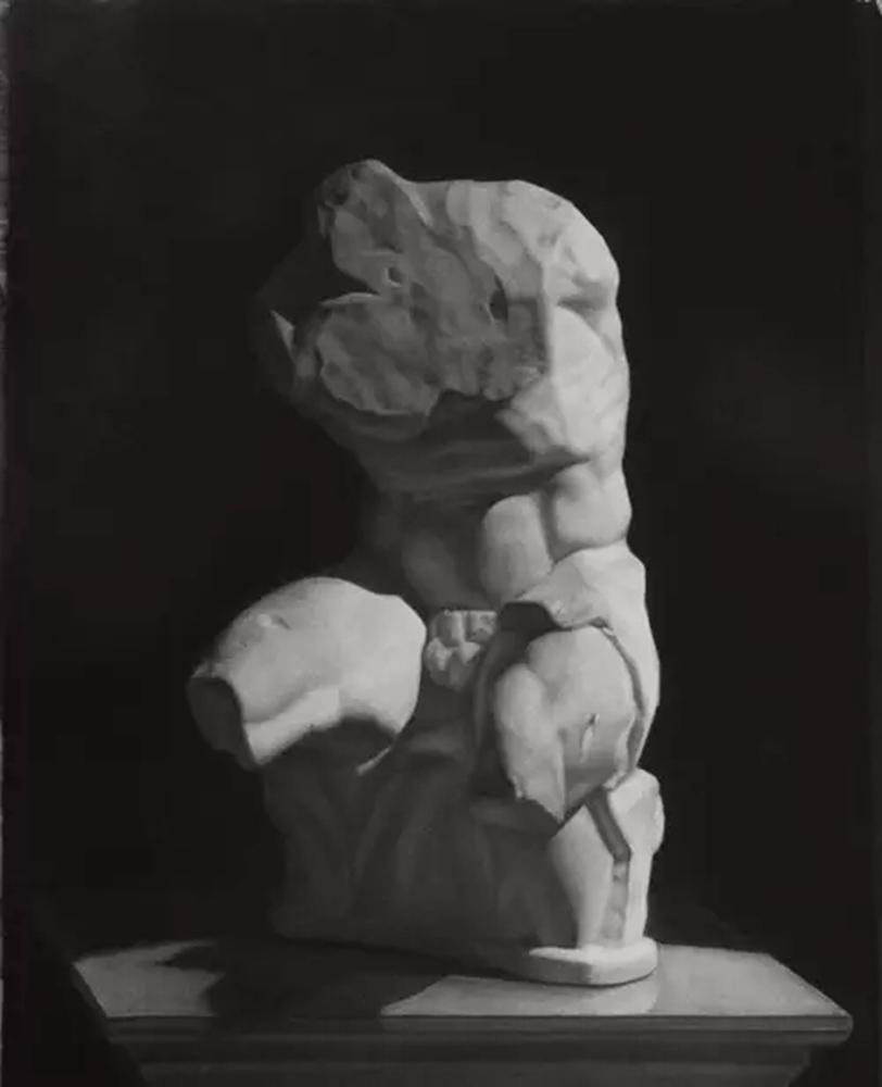 画素描石膏原来还有这么深的含义!杭州艺考画室整理,17
