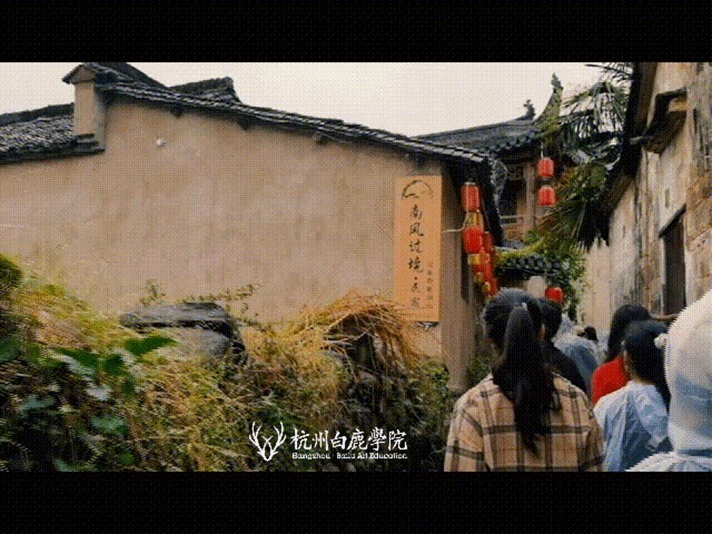 杭州艺考画室白鹿写生季 | 秋天的第一场写生未完待续,20