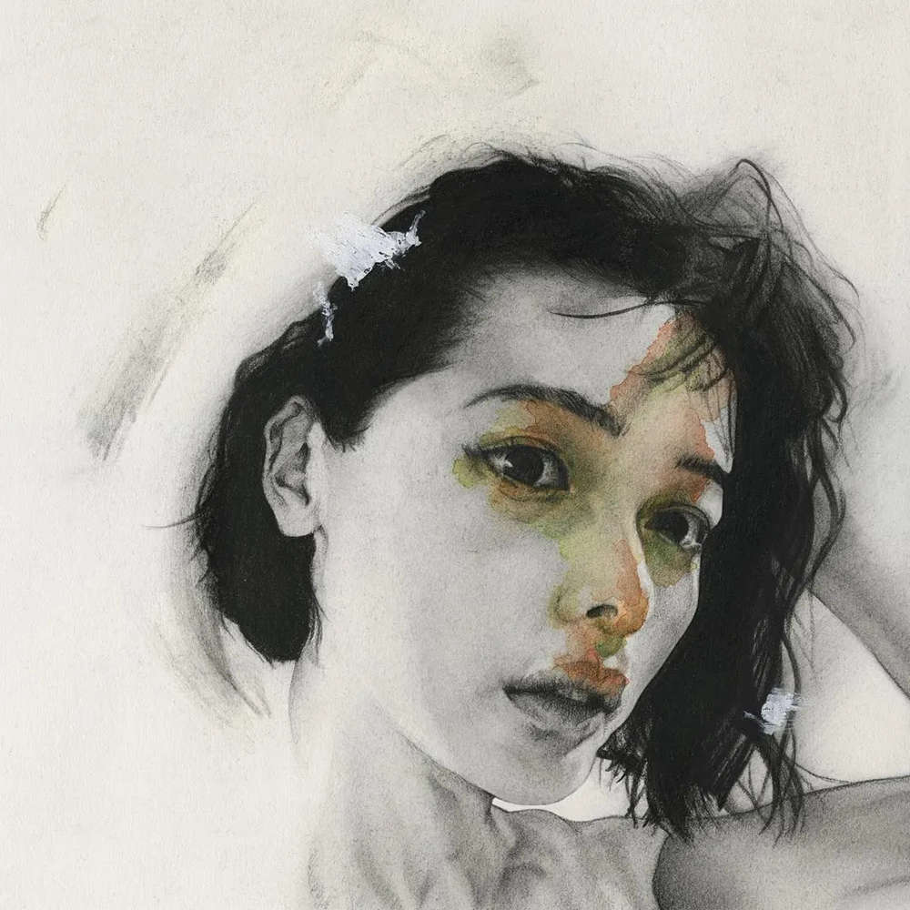 大神的素描,画的就是感觉,杭州艺考画室带你领略,15