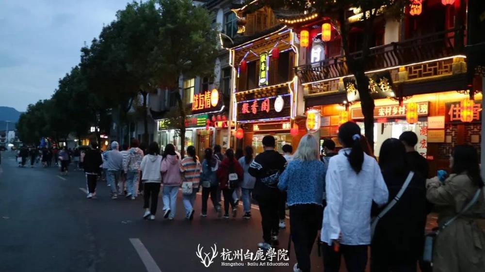 杭州艺考画室白鹿写生季 | 画画的Baby们安全抵达写生地啦,54