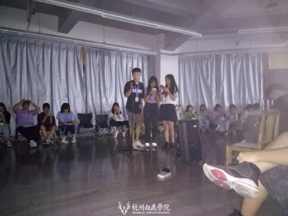 杭州艺考画室暑假班 | 游学致敬抗疫英雄,强国少年未来可期,61