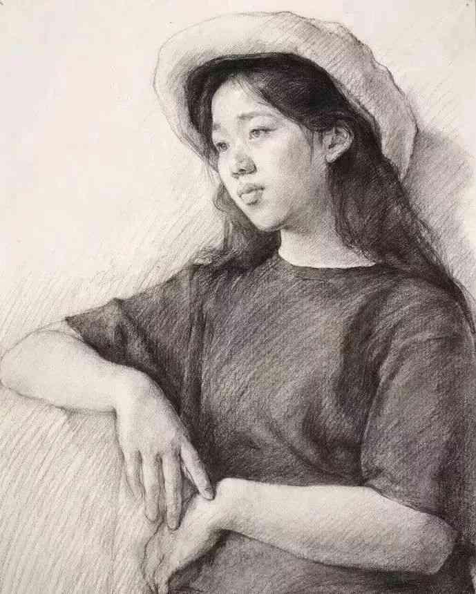 不想素描带手半身像成为你的弱项!一定要看杭州画室集训班整理这篇,12