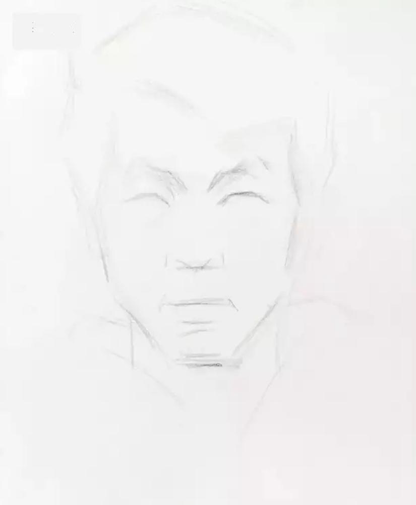 这么实用素描头像结构教程,杭州艺考画室都给你搞来了,03