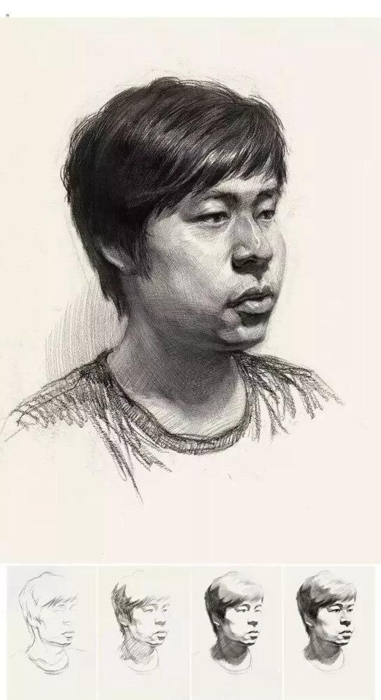 杭州画室,杭州画室素描培训,杭州美术素描培训,01