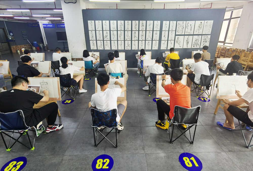 杭州白鹿画室,杭州画室,杭州画室复课,26