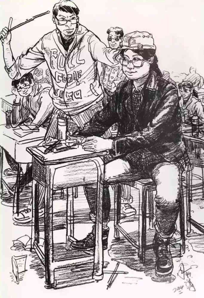 杭州画室,杭州美术培训,杭州高考美术培训,11