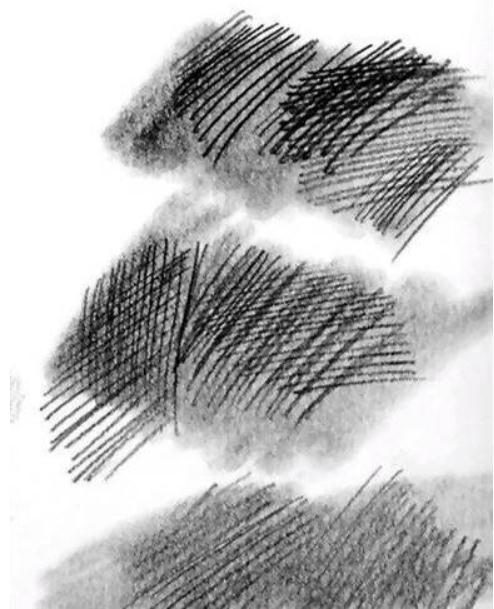 素描排线你了解多少?杭州艺考画室老师给大家从零来时科普,01