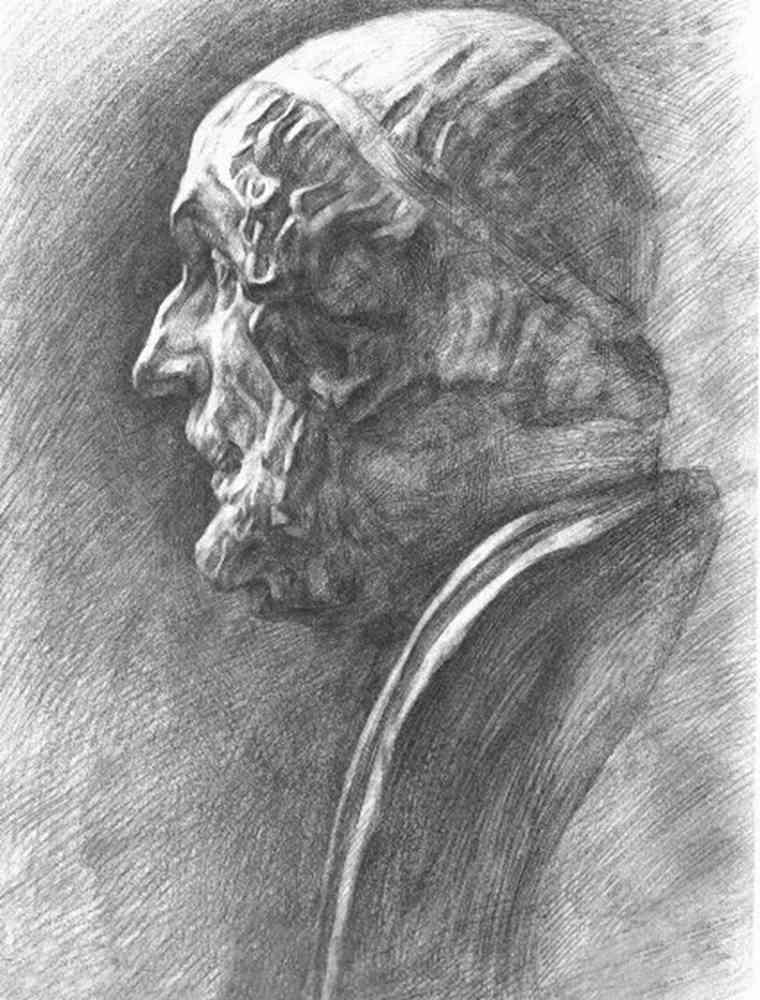 杭州美术培训,杭州画室,杭州素描石膏,31