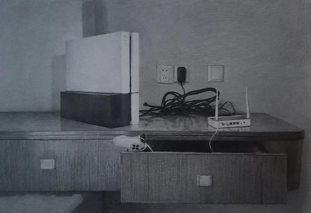 杭州艺考画室,杭州画室培训,杭州画室作品欣赏,32
