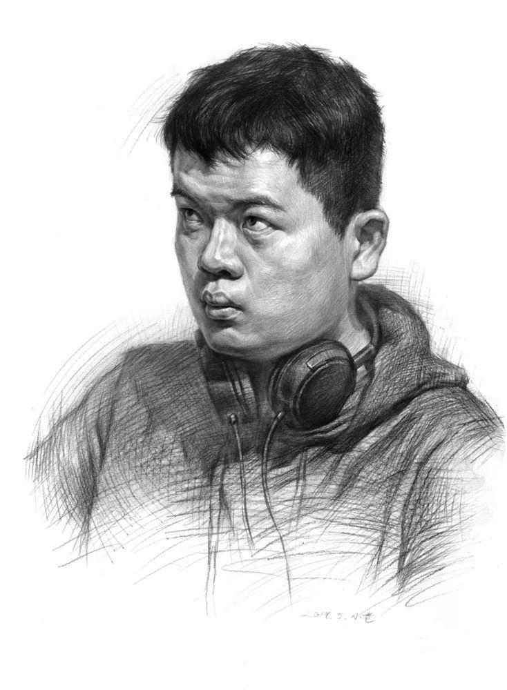 杭州艺考画室告诉你素描结构、色调、质感该如何表现?,22