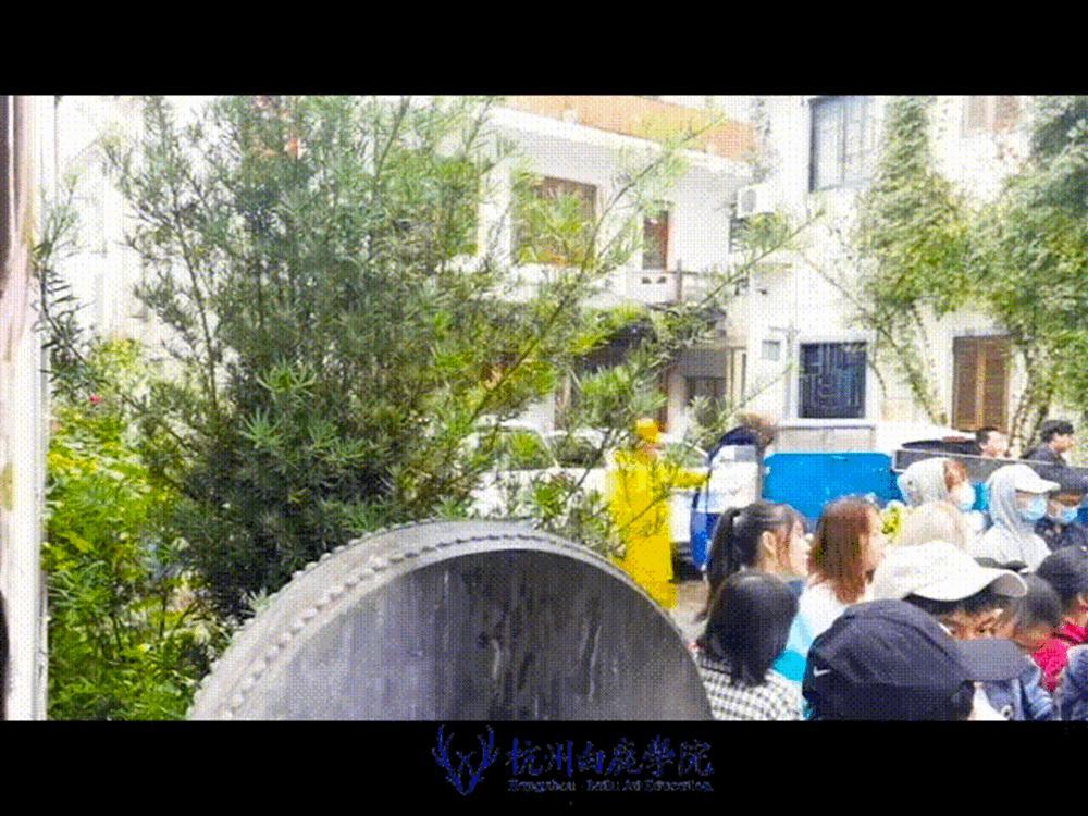 杭州艺考画室白鹿写生季 | 画画的Baby们安全抵达写生地啦,18